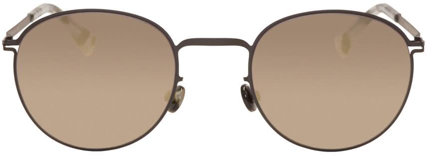 Mykita Black Jonte Sunglasses