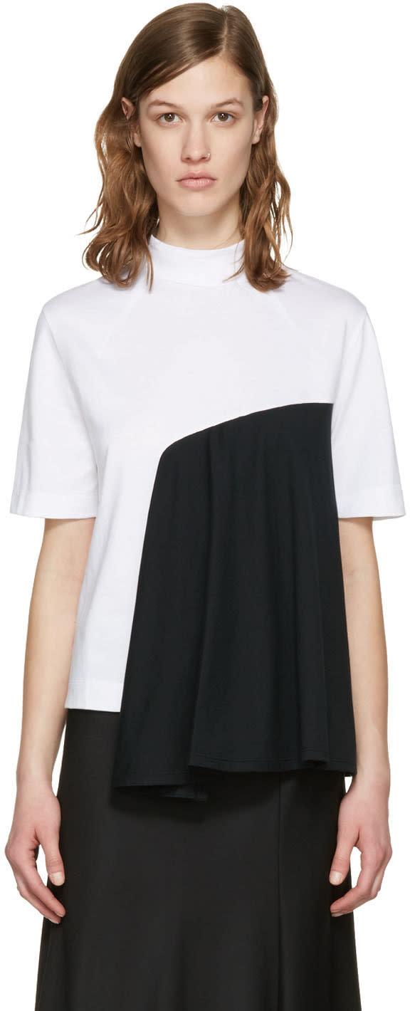 Facetasm White Panel T-shirt