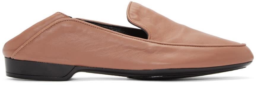 Robert Clergerie Brown Fanim Loafers