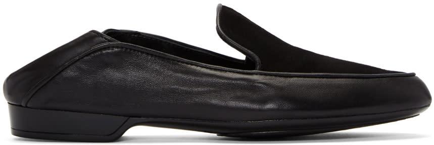Robert Clergerie Black Fanim Loafers