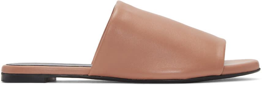 Robert Clergerie Brown Gatom Sandals