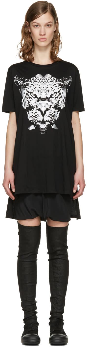 Marcelo Burlon County Of Milan Black Roxana T-shirt