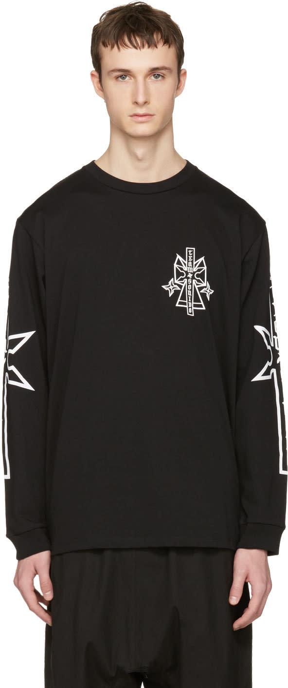 Marcelo Burlon County Of Milan Black Pablo T-shirt