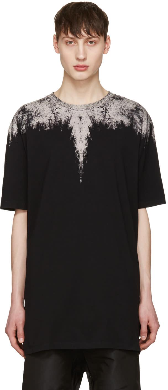 Marcelo Burlon County Of Milan Black Yago T-shirt