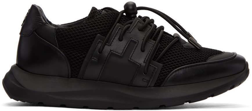 Marcelo Burlon County Of Milan Black Mae Sneakers
