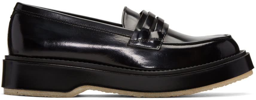 Adieu Black Type 89c Loafers