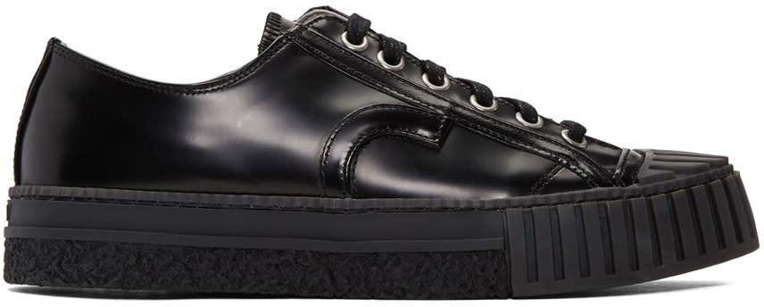 Adieu Black Type W.o. Sneakers