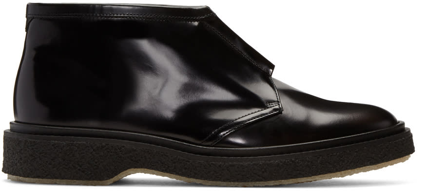 Image of Adieu Black Type 3 Boots