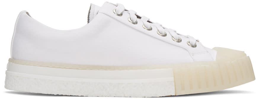 Adieu White Type W.o. Sneakers