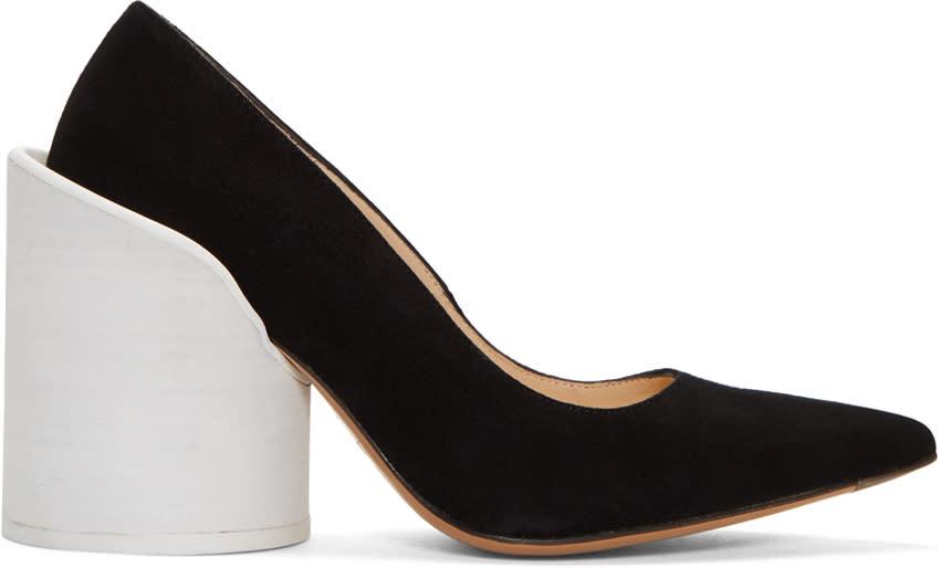 Jacquemus Black les Chaussures Saintes Heels
