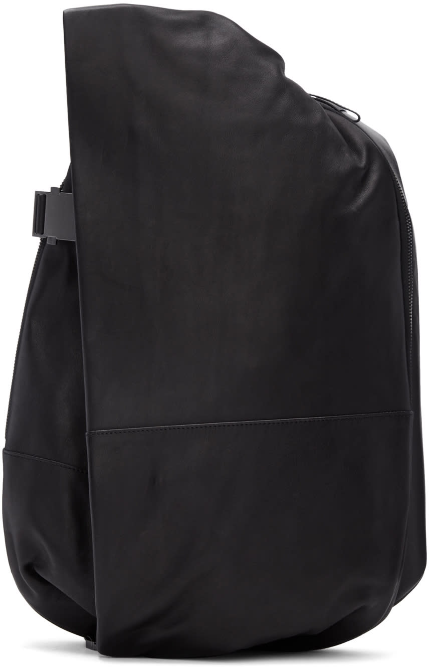 Image of Côte and Ciel Black Medium Isar Alias Backpack