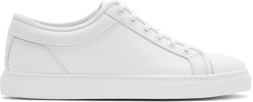 Etq Amsterdam White Low 1 Sneakers