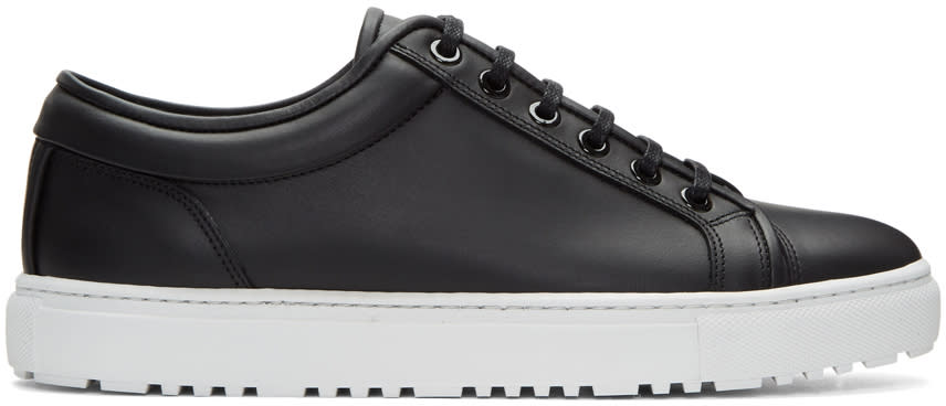 Etq Amsterdam Black Low 1 Sneakers