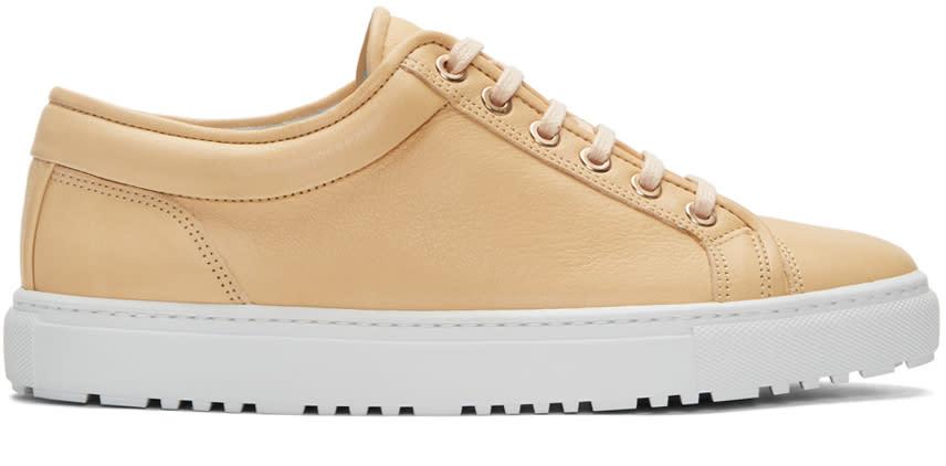Etq Amsterdam Beige Low 1 Sneakers