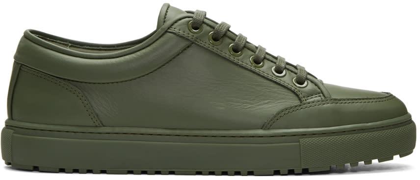 Etq Amsterdam Green Low 2 Sneakers