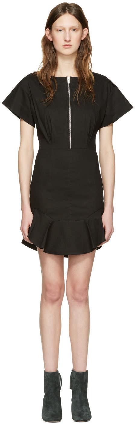 Isabel Marant Etoile Black Neit Dress