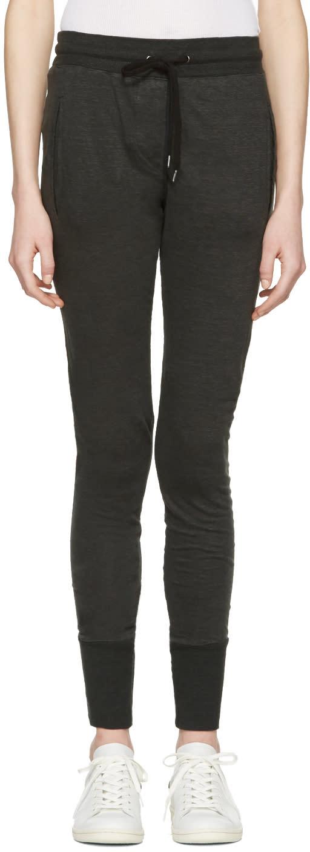 Isabel Marant Etoile Black Linen Kurtis Lounge Pants