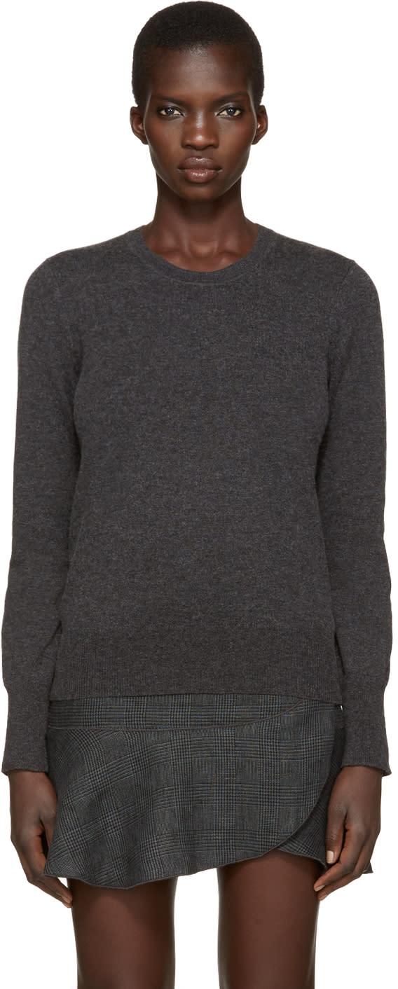 Isabel Marant Etoile Grey Kelton Pullover