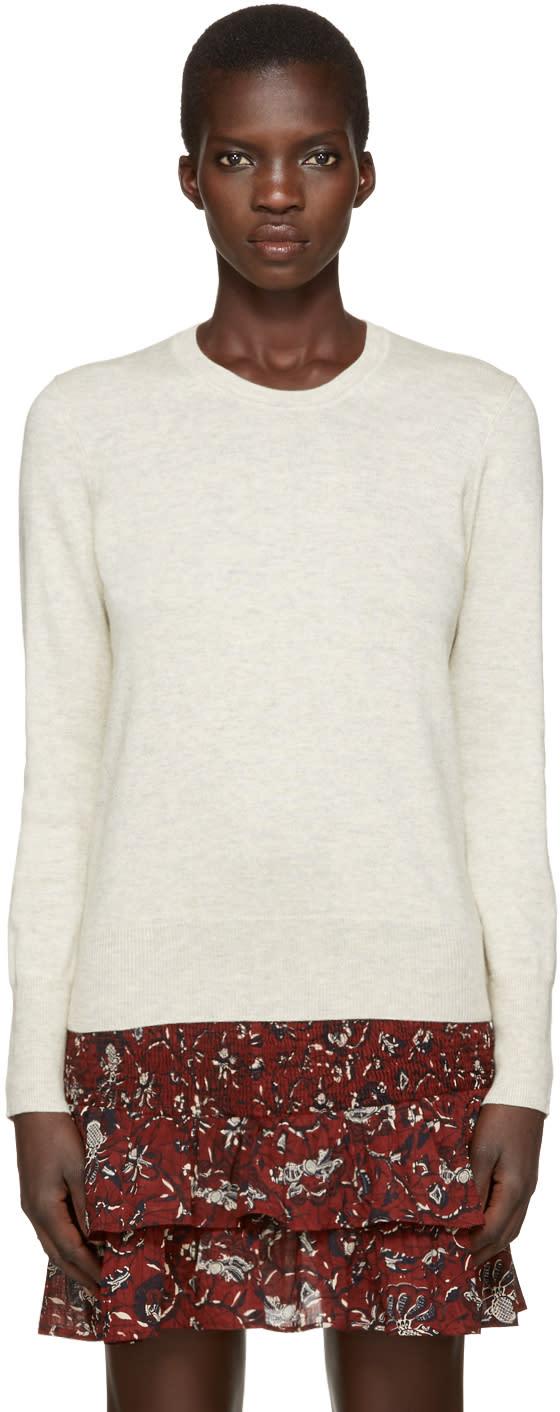 Isabel Marant Etoile Grey Kelton Sweatshirt