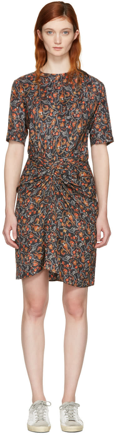 Isabel Marant Multicolor Rehora Dress