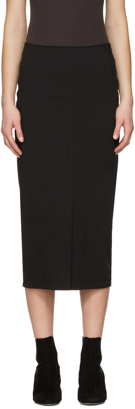 Isabel Marant Black Orema Skirt