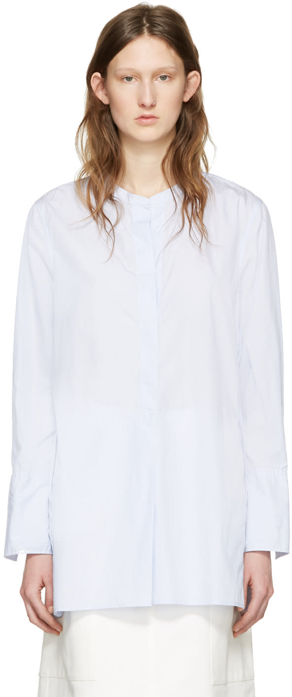 Isabel Marant Blue Louis Shirt