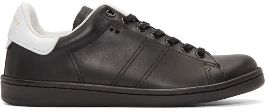Isabel Marant Black Bart Sneakers
