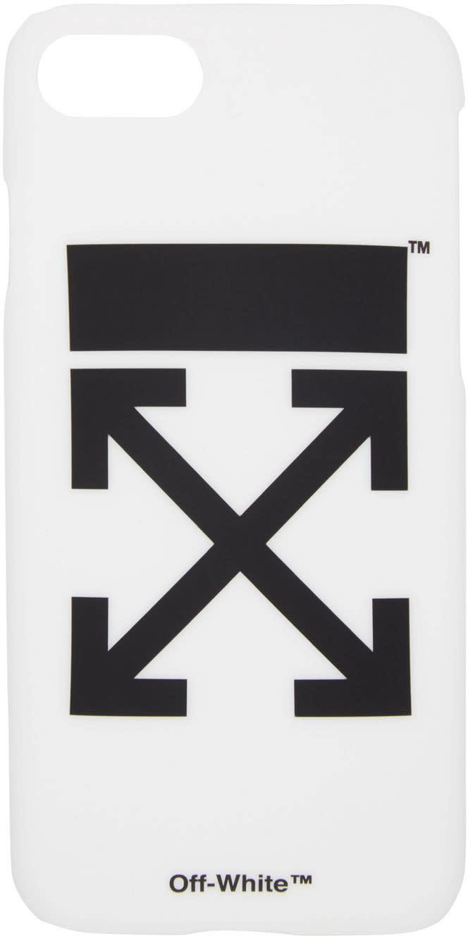 Off-white White Arrows Iphone 7 Case