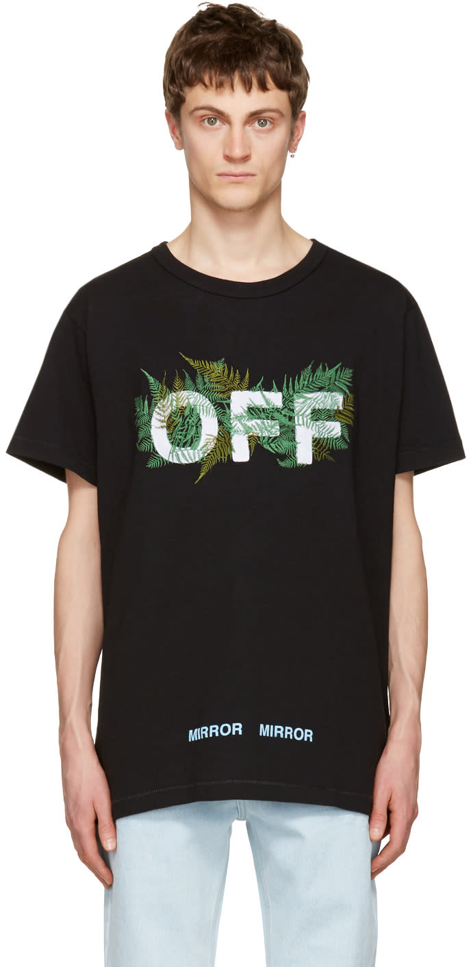 Off-white Black Ferns T-shirt