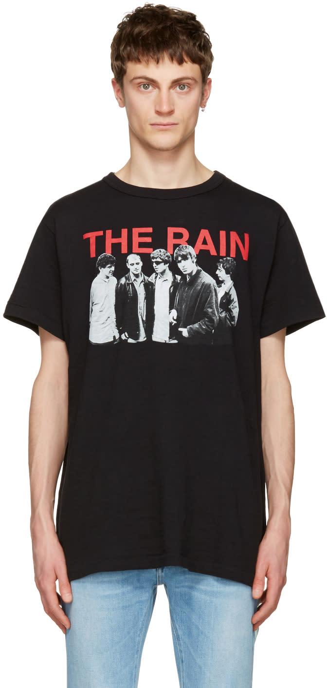 Off-white Black modernism T-shirt
