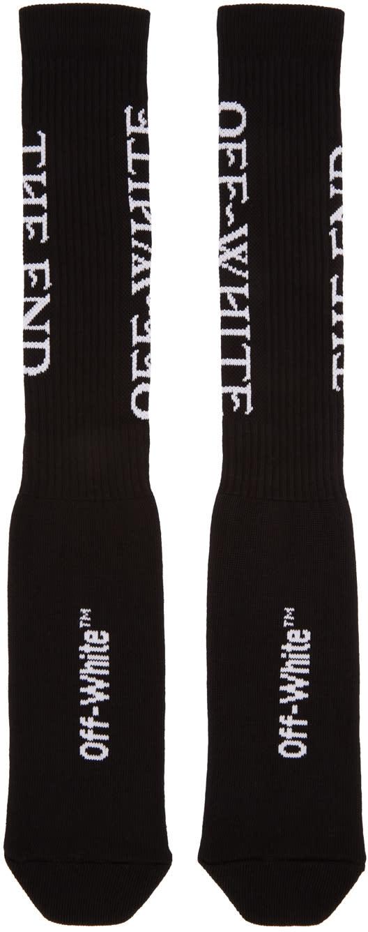 Off-white Black the End Socks