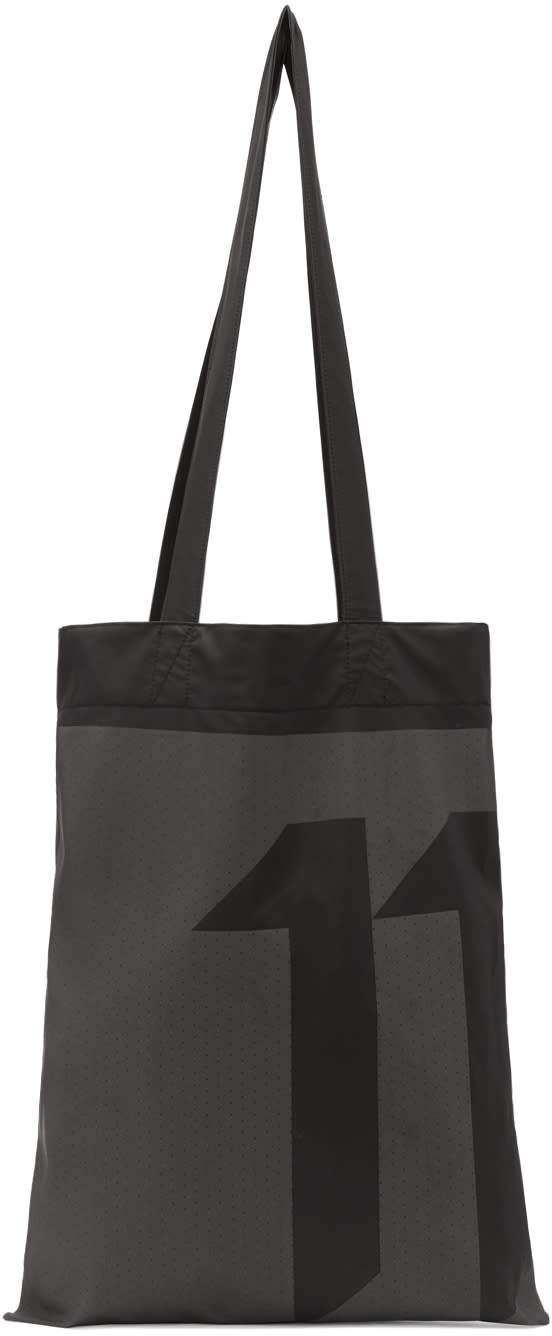 11 By Boris Bidjan Saberi Black Block Tote