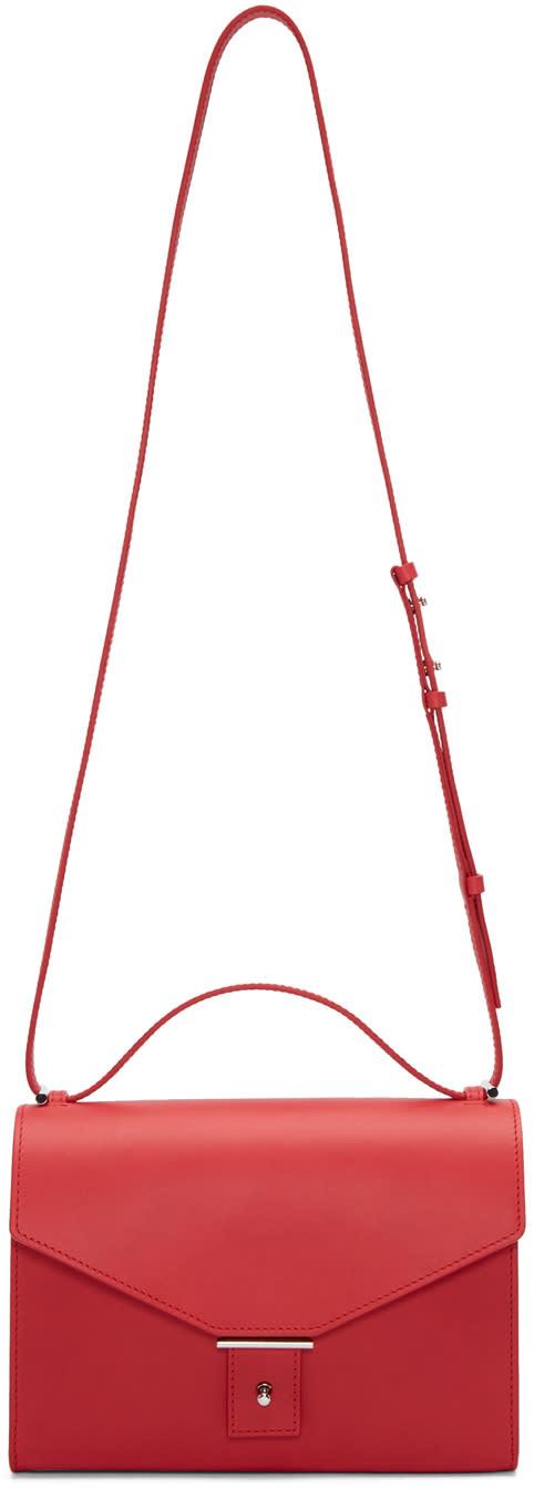 Pb 0110 Red Ab 31 Shoulder Bag