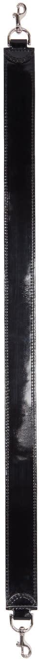 Pb 0110 Black Patent Leather Ab 48 Shoulder Strap