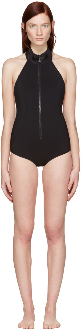 Lisa Marie Fernandez Black Lisa Marie Swimsuit