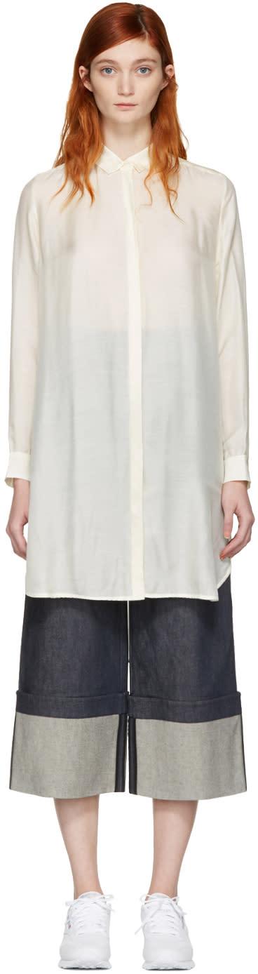 Won Hundred Ivory Kelsey New 1 Long Shirt