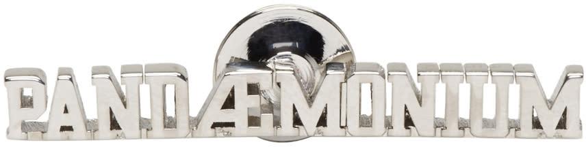 Oamc Silver pandemonium Pin
