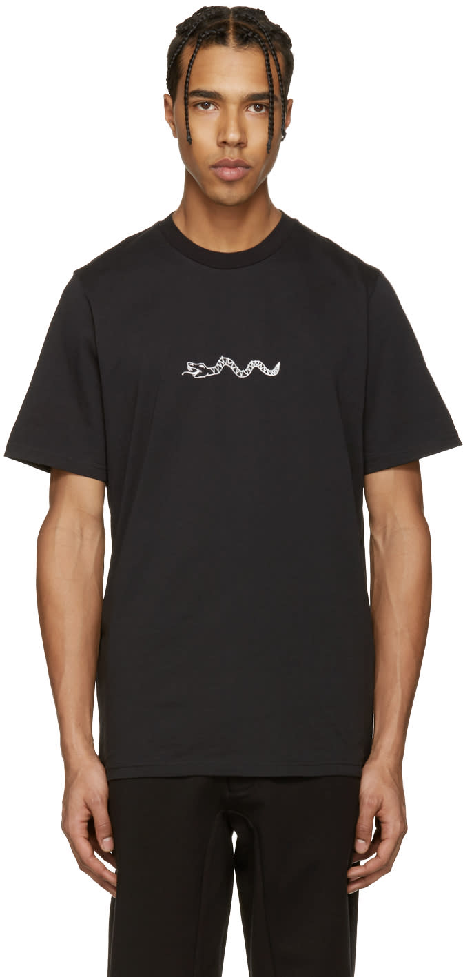 Oamc Black Beelzebub T-shirt