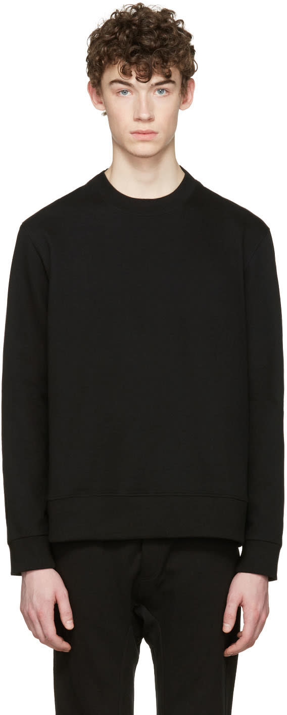 D By D Black Panelled Pullover