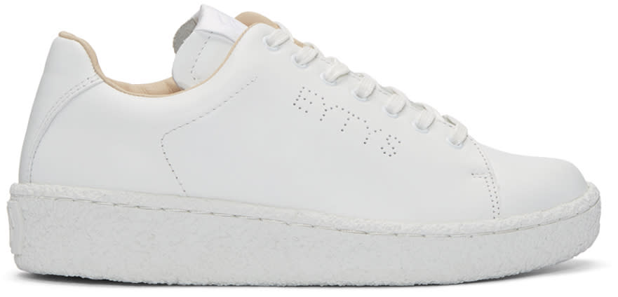 Eytys White Ace Sneakers