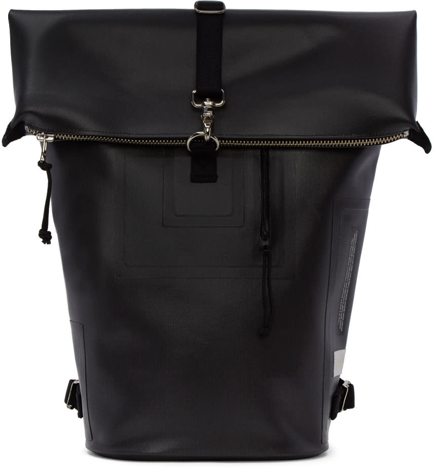 Eytys Black Void Backpack