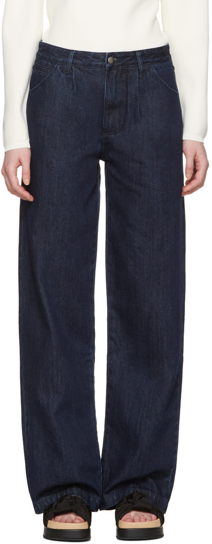 Edit Blue Mens Jeans