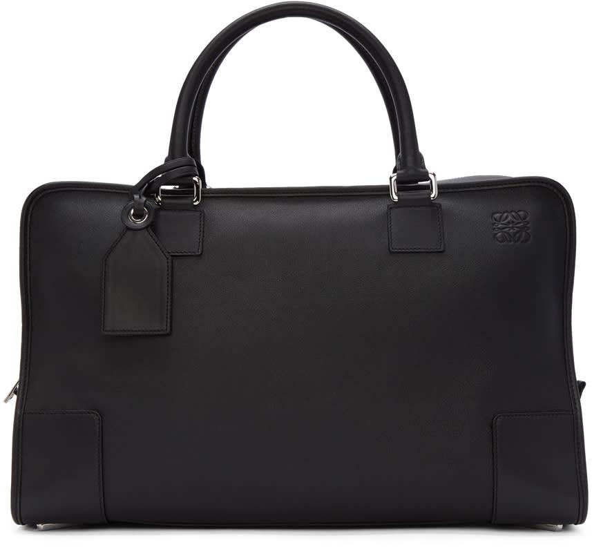 Loewe Black Amazona 44 Bag