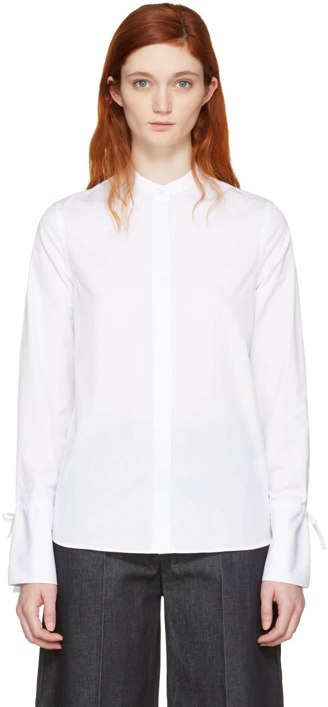 Harmony White Clemence Shirt