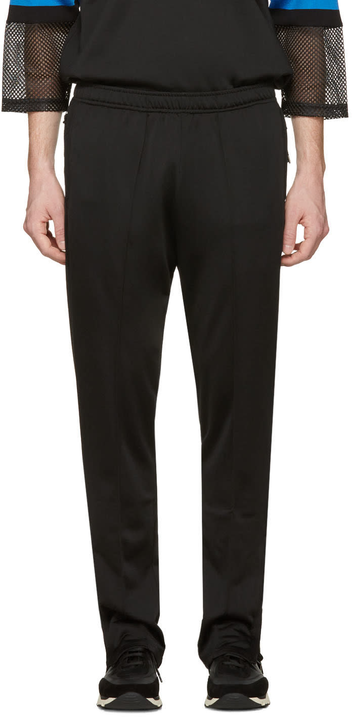 Toga Virilis Black Pile Trousers
