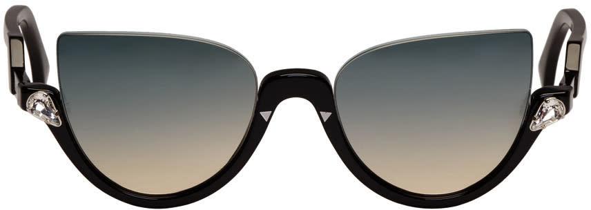Fendi Black Blink Sunglasses