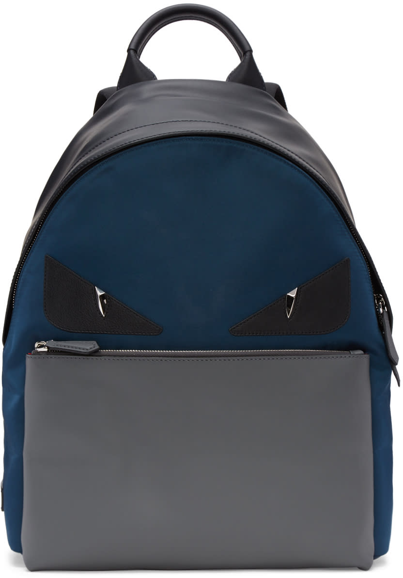 Fendi Multicolor bag Bugs Backpack