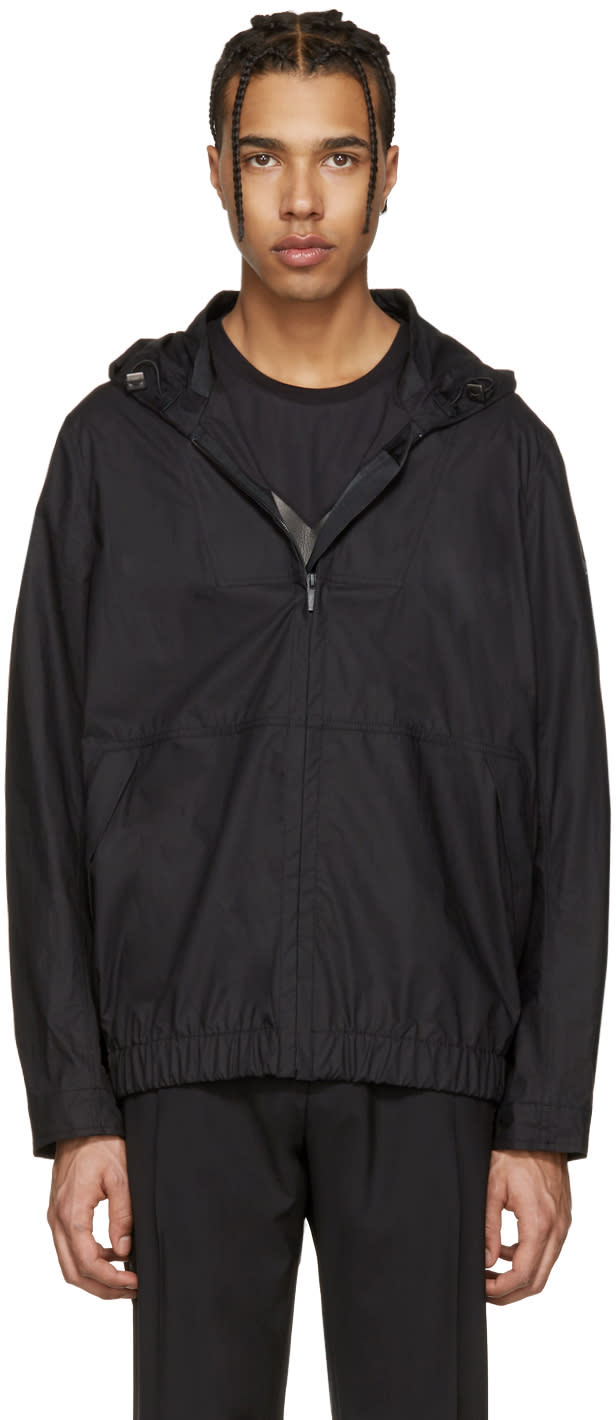 Fendi Black fendi Bubble Jacket