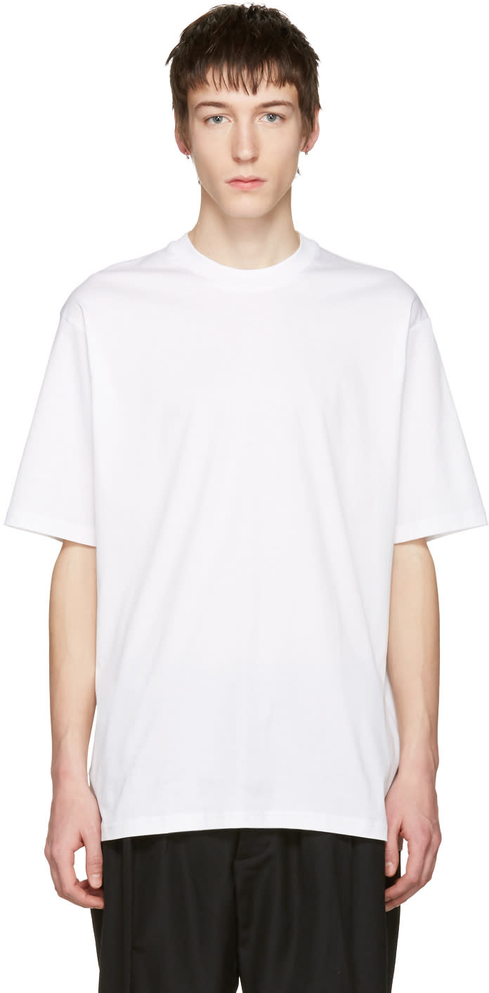 Song For The Mute White beau Oversized T-shirt