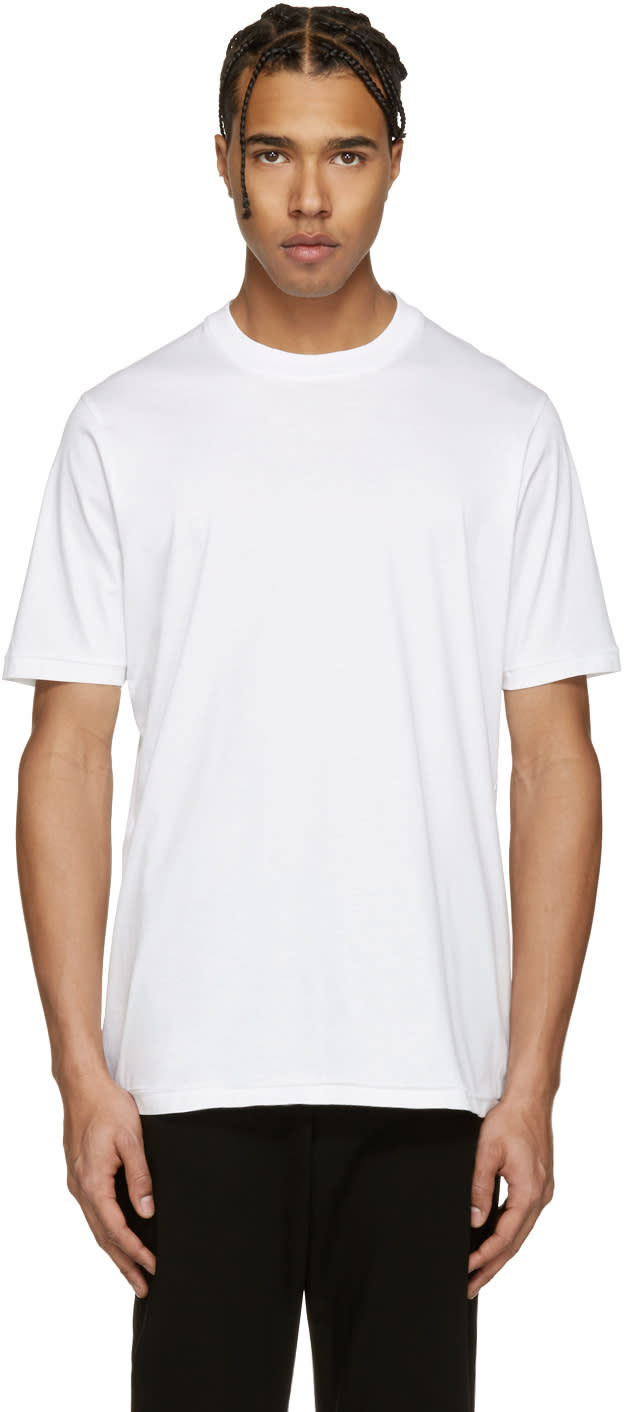 Song For The Mute White Slim T-shirt